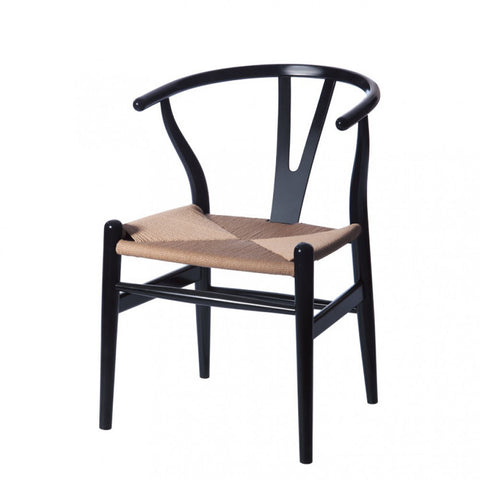 ModMade W Chair MM-WS-001-Black