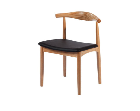 ModMade Solid Wood Chair MM-WS-021-Natural