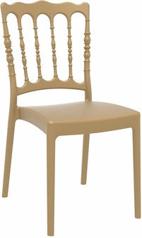 Compamia Napoleon Dining Chair Gold ISP044-GLD