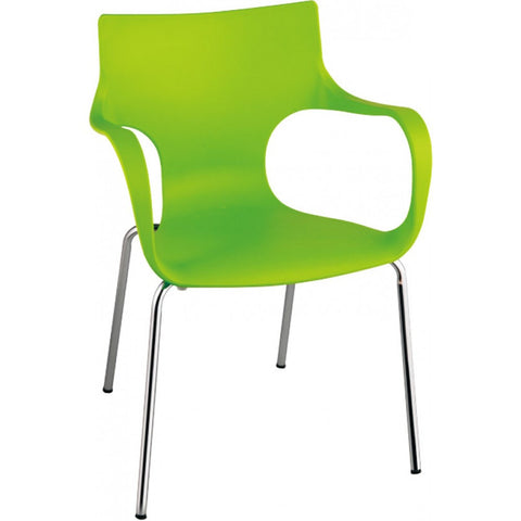 ModMade Phin Chair 2-Pack MM-PC-023-Green