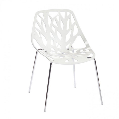 ModMade Net Chair 2-Pack MM-PC-026-White