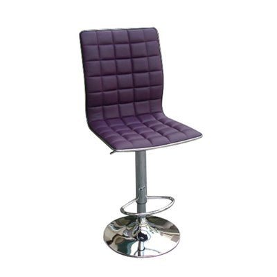 Creative Images S1162 Purple Bar Stool