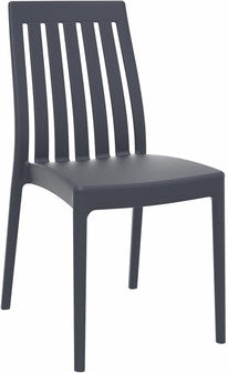 Compamia Soho Dining Chair Dark Gray ISP054-DGR