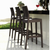 Jamaica Wickerlook Resin Bar Chair Brown 020825 - YourBarStoolStore + Chairs, Tables and Outdoor  - 2