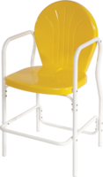 Retro Bellaire Bar Chairs - YourBarStoolStore + Chairs, Tables and Outdoor  - 1