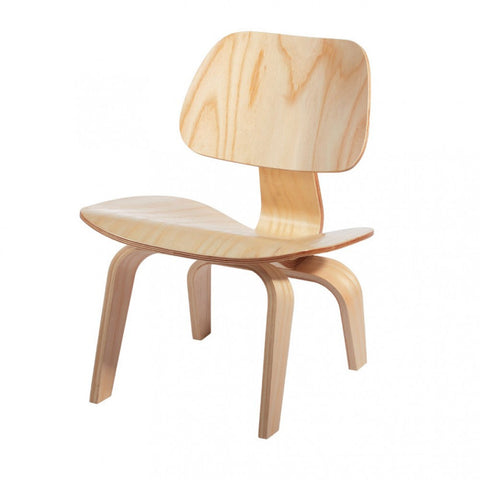 ModMade Plywood Lounge Chair MM-WS-031-Natural