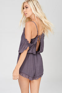 Manning Off the Shoulder Romper