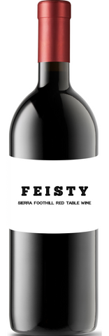 FEISTY Red Table Wine
