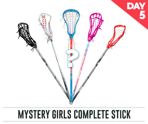 Day Five - Mystery Girls Complete Stick