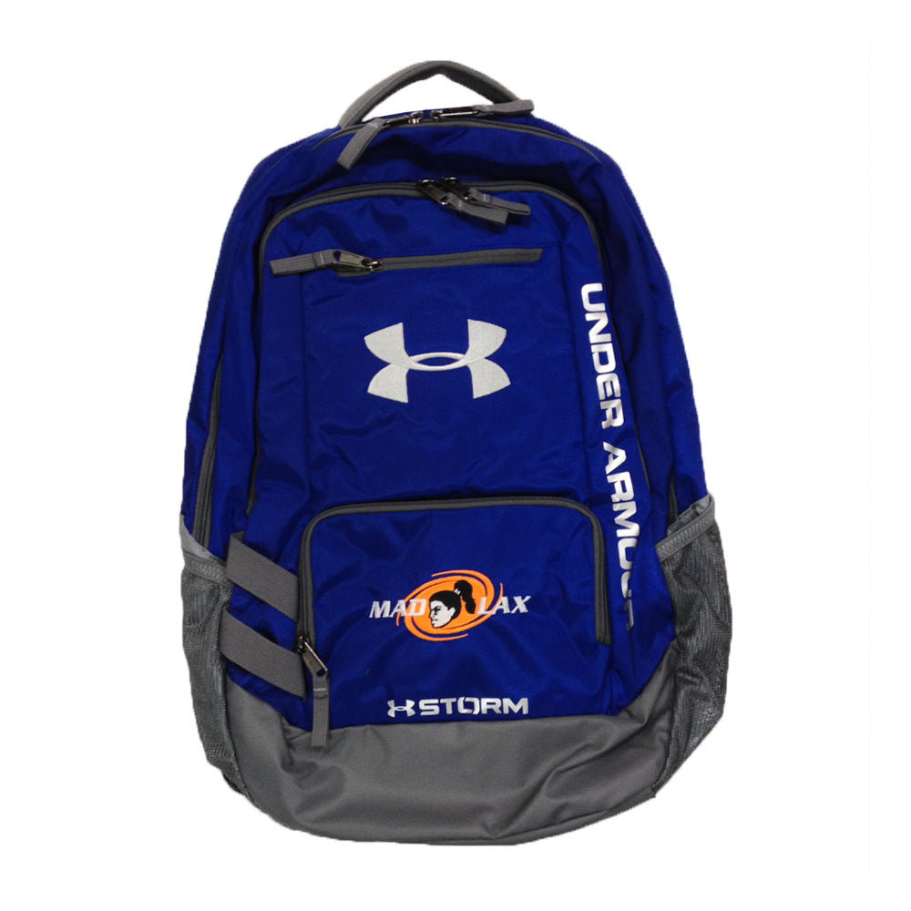 UnderArmour Hustle Backpack Girls