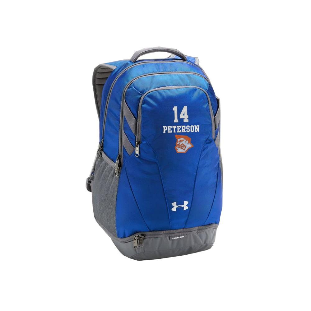 UnderArmour Hustle Back Pack Boys