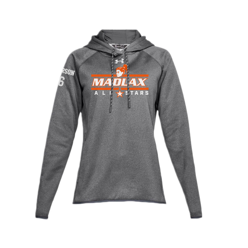 Under Armour Womens Double Threat Hoody