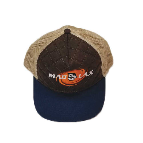 MadGear Quilted Mesh Back Hat