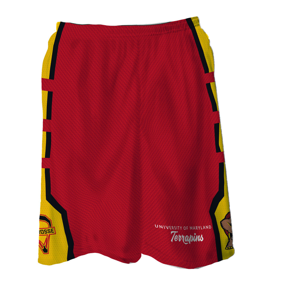 Maryland Madgear Top Class Collegiate Short [RED]