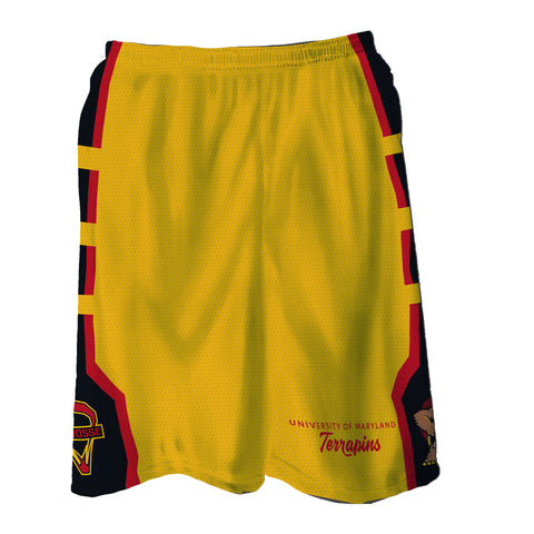 Maryland Madgear Top Class Collegiate Short [GOLD]