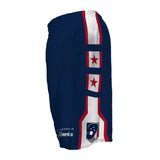 Team USA Madgear Top Class Collegiate Short