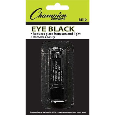 Champion Eye Black Athletic Grease
