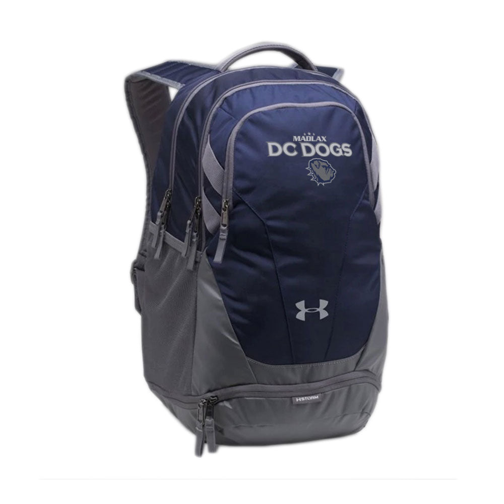DC Dogs Under Armour Team Hustle 3.0 Backpack