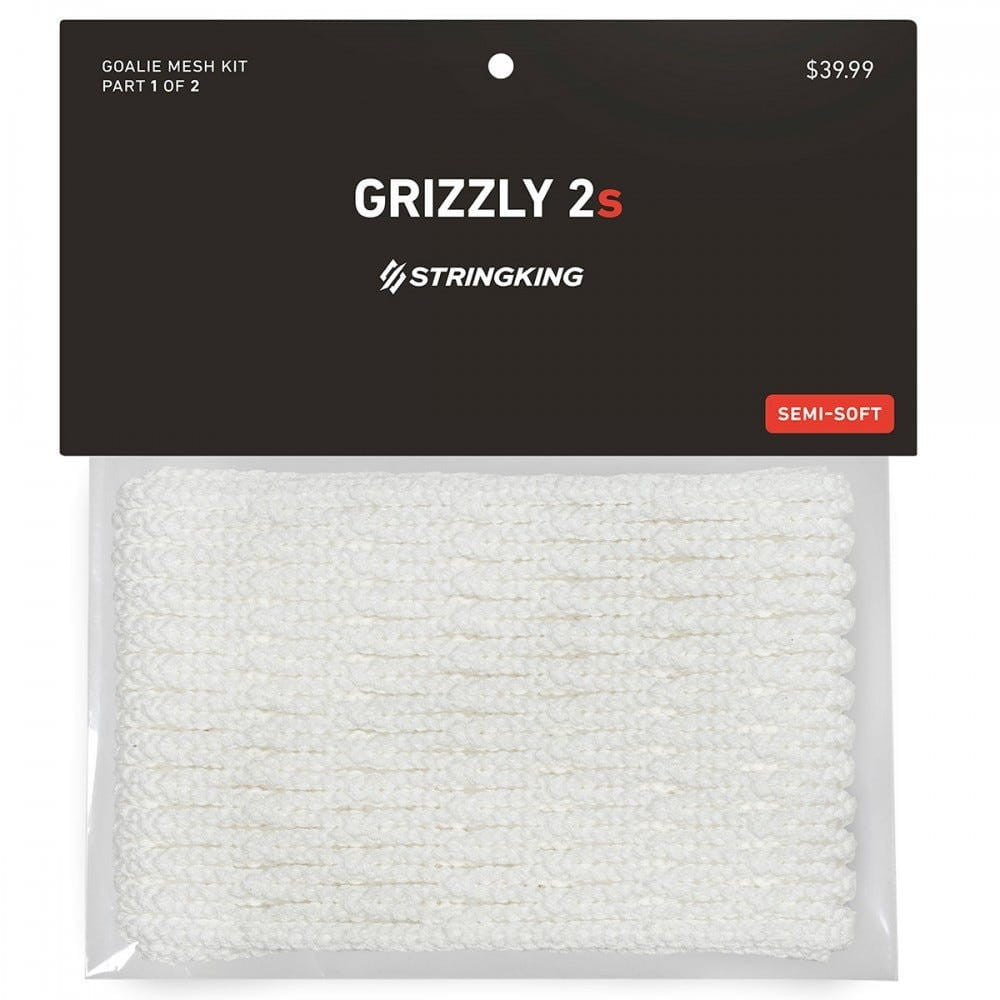 StringKing Goalie Mesh Piece Grizzly 2