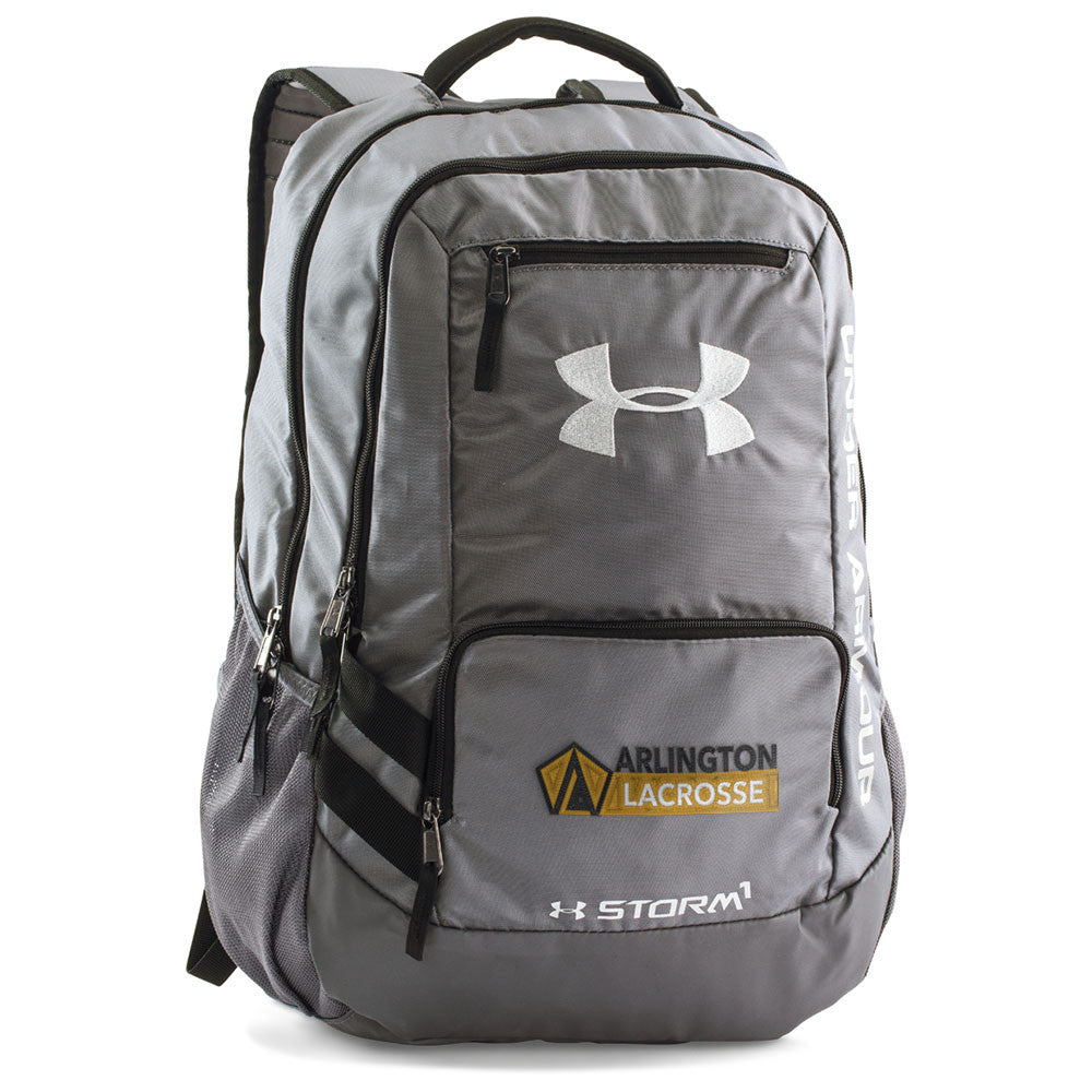 631831d0803 Arlington Embroidered Under Armour Backpack – Madlax