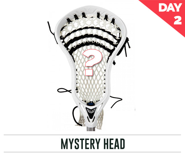 Day Two - Mystery Unstrung Head