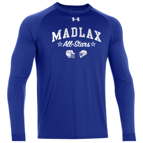 Madlax LS Shooter Shirt