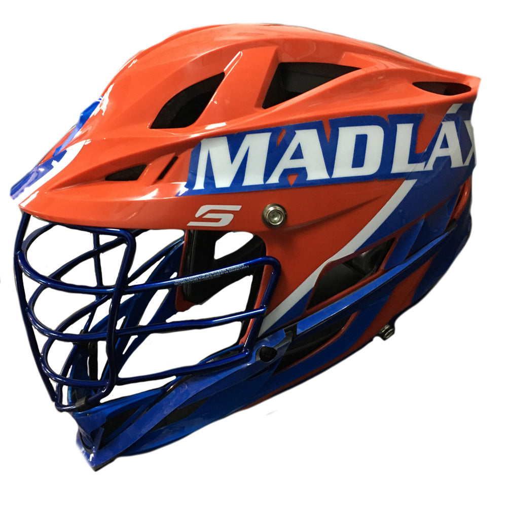 Madlax All-Stars Cascade S Helmet with Wraps