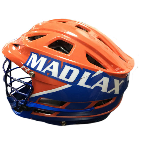 Madlax All-Stars Cascade R Helmet with Wraps