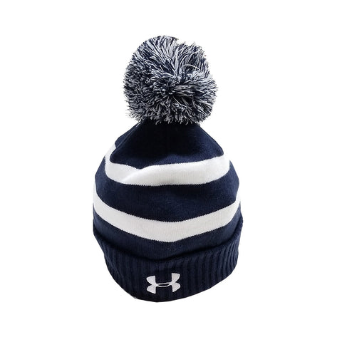 Girls Under Armour Pom Beanie