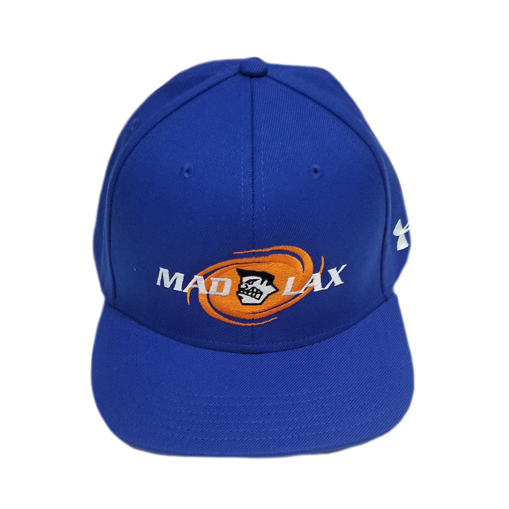 MadGear Madlax Under Armour Flat Rim Hat