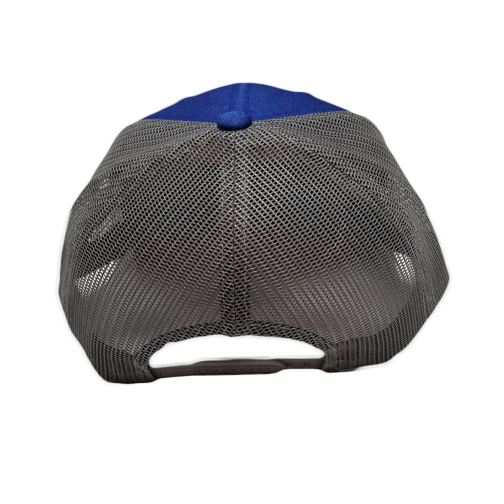 MadGear Madlax Heather Blue Mesh Back Hat