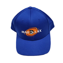 MadGear Madlax Royal Blue Youth Hat