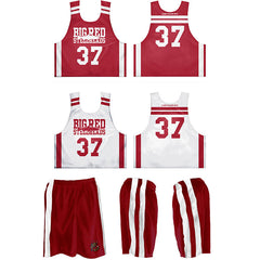 Custom 2-Piece Game Set (Reversible Game Jersey and Game Shorts)