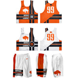 Custom 2-Piece Game Set (Custom Reversible Jersey and Custom Game Shorts)