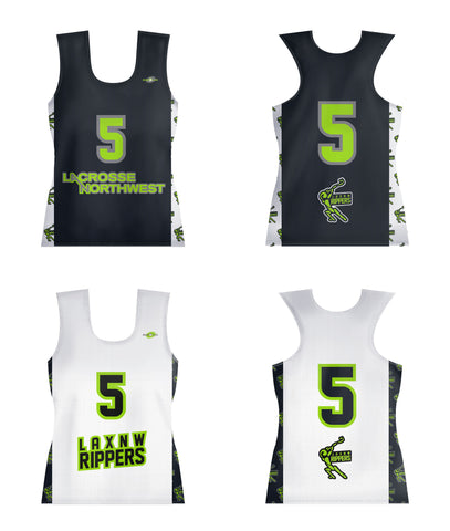 Custom Women's Reversible Team Racerback