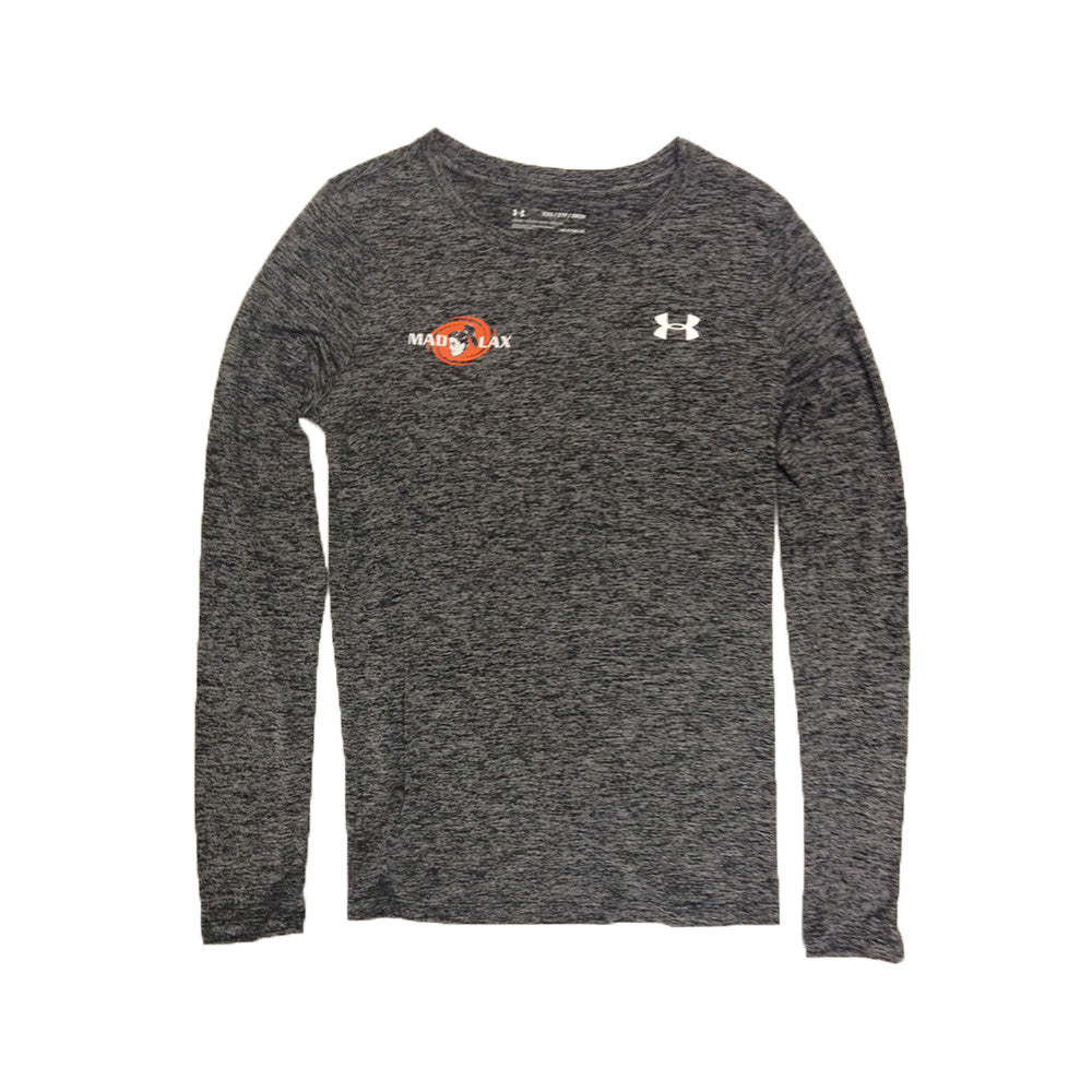 Madlax Girls Under Armour Tech Long Sleeve T-Shirt