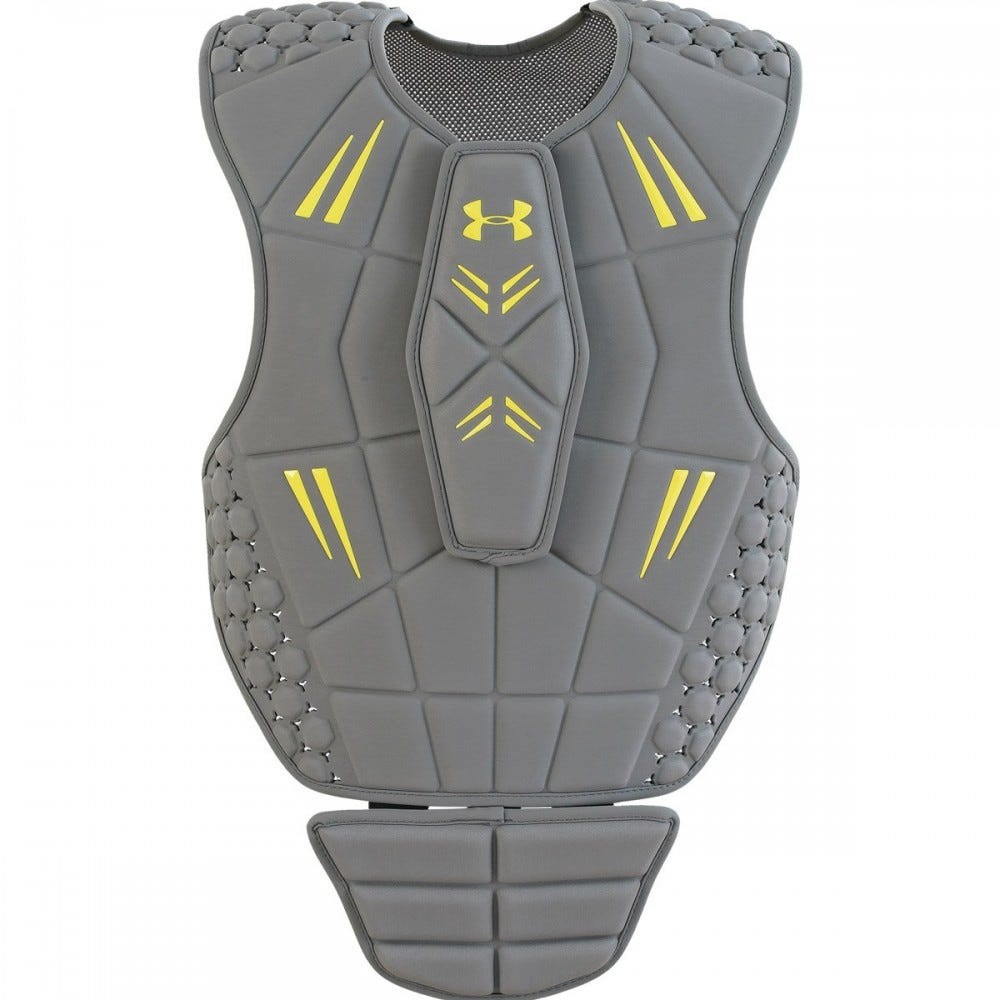 Under Armour VFT Goalie Lacrosse Chest Pad