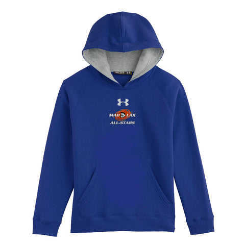 Madlax All-Star Under Armour Team Rival Youth Hoody