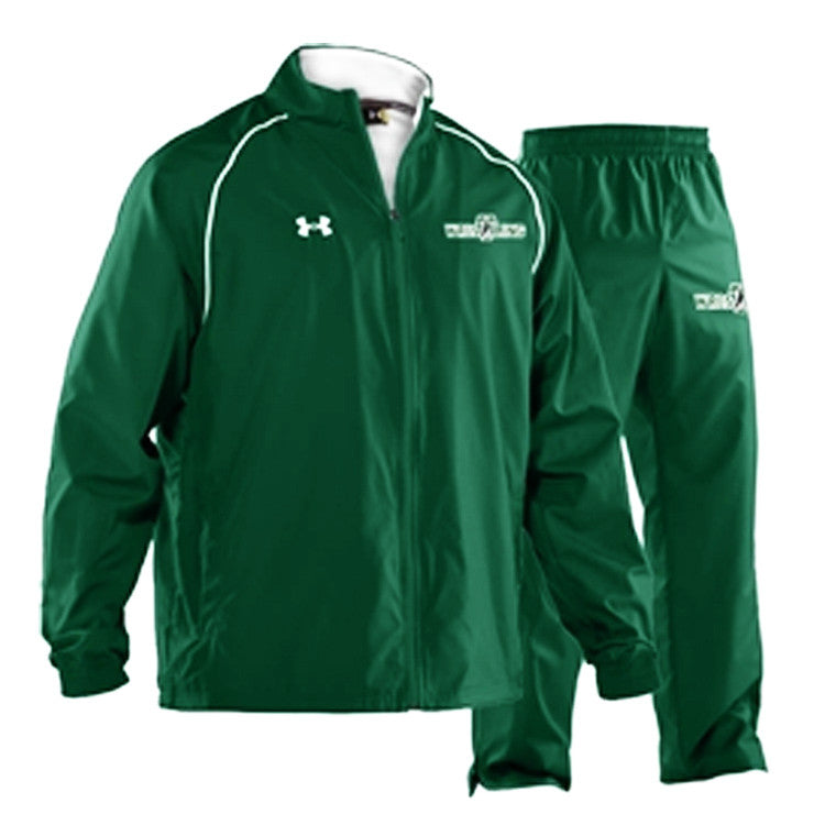 Under Armour Advance Woven Warm Up Set