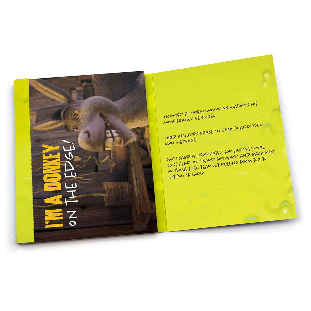 "Shrek ""Noteable"" Quotes - Pack of 6"
