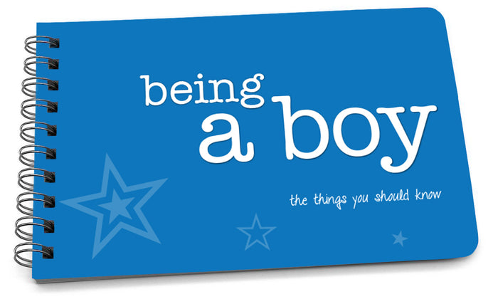 Book: Being a Boy (Original Design) - Pack of 6