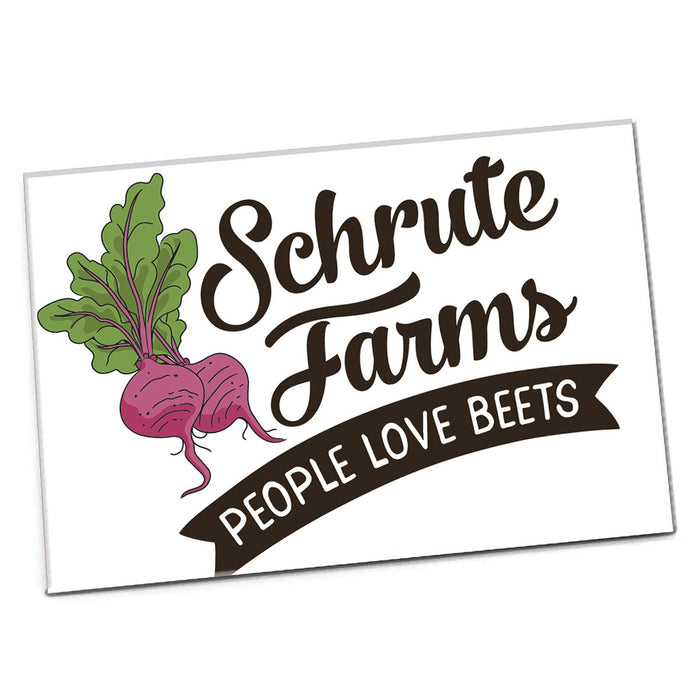 Schrute Farms Magnet