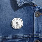 Gadfly Pin