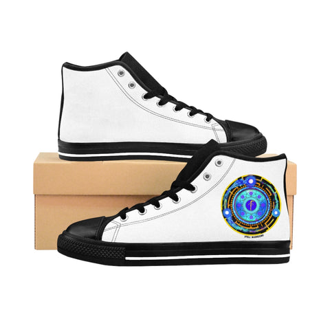 Chronosteer High-top Sneakers