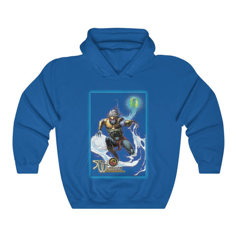 Darpan Hooded Sweatshirt