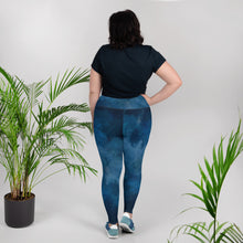 Load image into Gallery viewer, All-Over Print Plus Size Leggings
