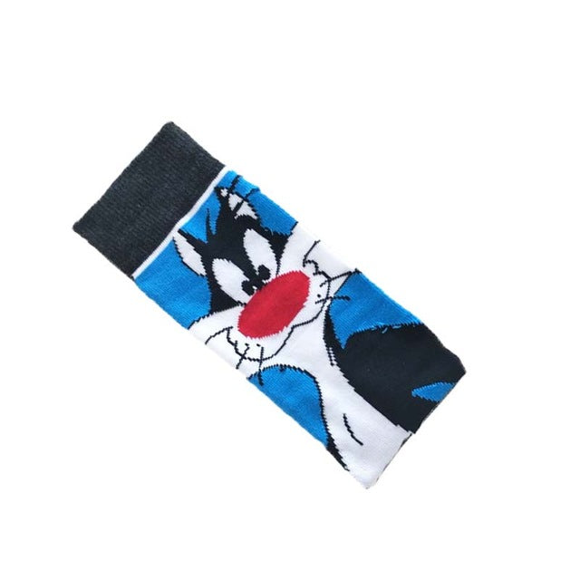 Sylvester Socks by NoveltySocks