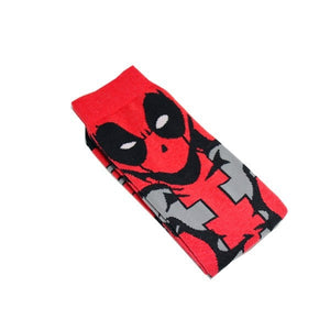 Deadpool Socks by NoveltySocks