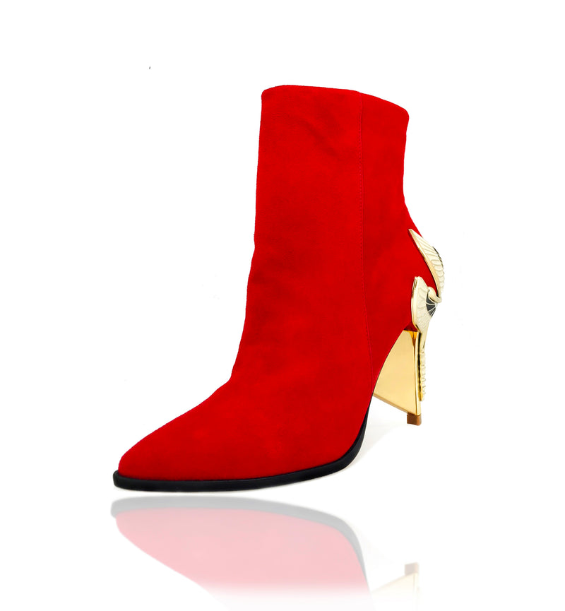 AURORA BOOTIE - RED