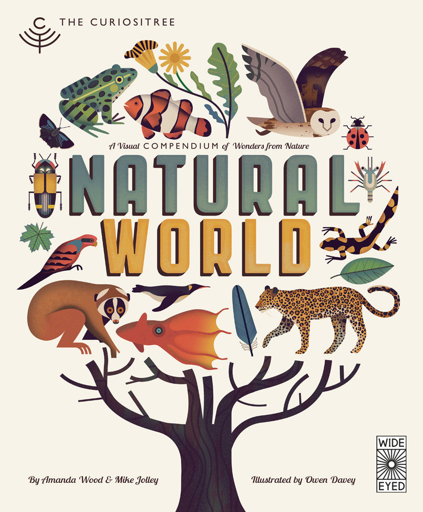 Natural World-NEW BOOK!